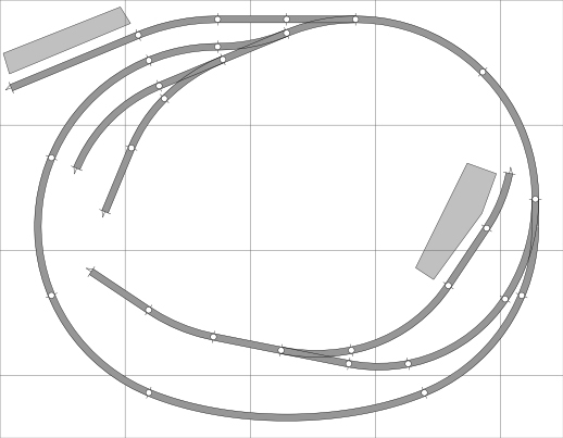 hornby railway track plan