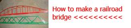 railroad bridge how to
