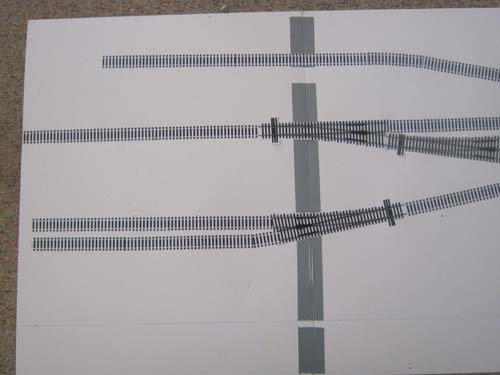 plan your railroad track layout