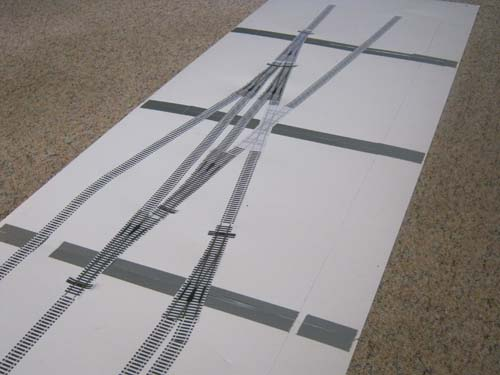 Great way to plan your railroad layout model railway for Model railroad track templates