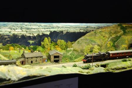More model scenery from gavin model railroad layouts - Model railroad backdrops ...