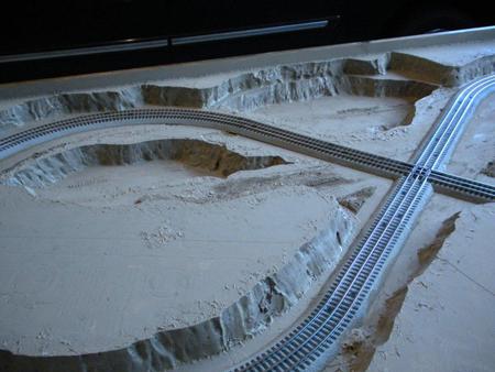 Trick Train Foam For Model Train Layouts