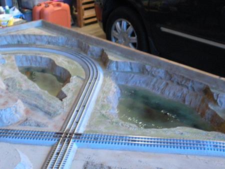 Barry S New Lionel Model Railroad Layout Model Railroad