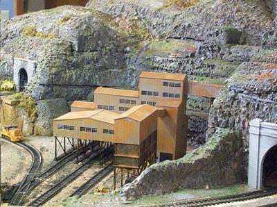 A Fantastic Railroad Model Railroad Layouts Plansmodel