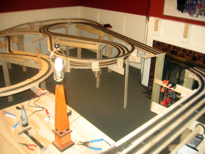 """railroad modelling tips and questions model railway layouts plans """"al"""