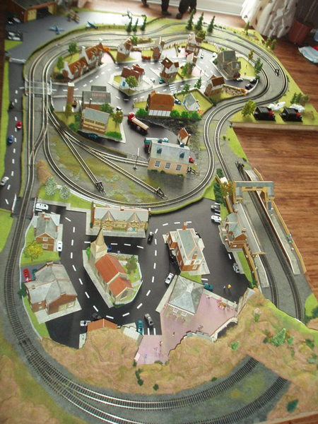 Some model train questions and some tips too - Model
