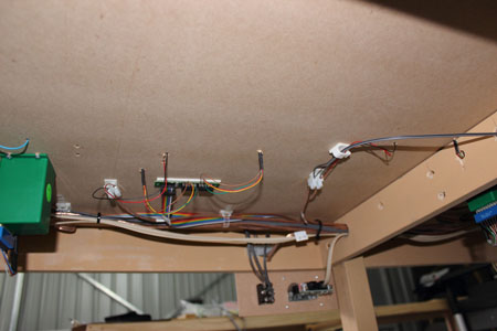 more on wiring for your layout model railway layouts plans wow that s the neatest wiring i have ever seen al
