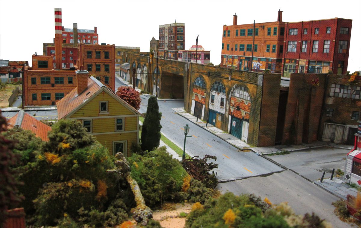 This is a graphic of Persnickety Free Printable Model Railway Buildings