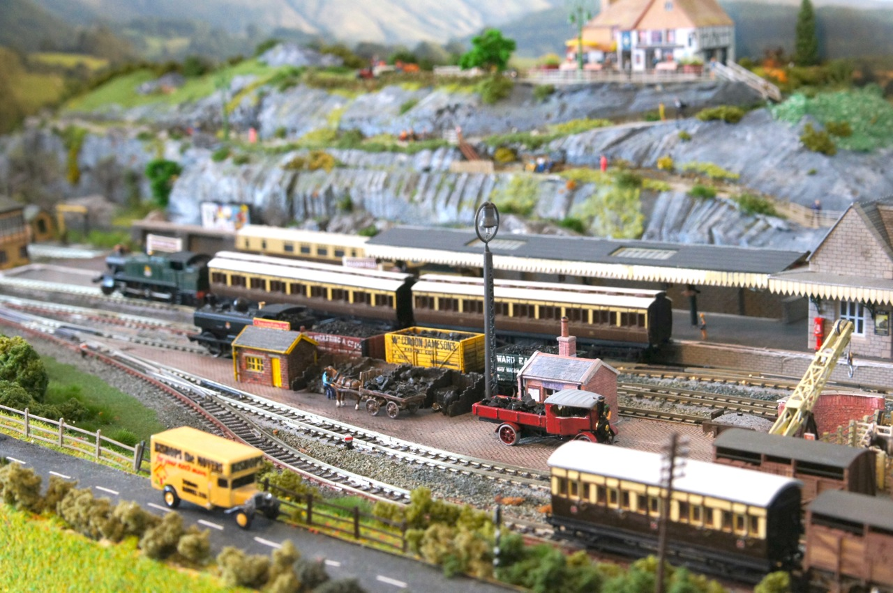 Coal sidings