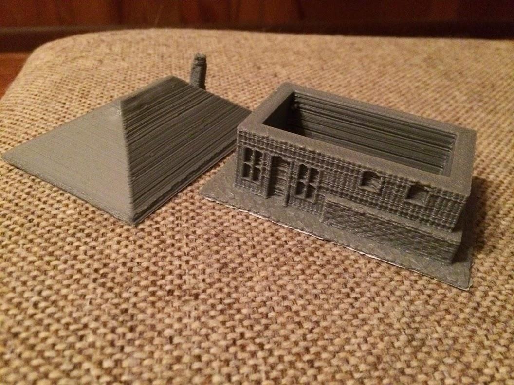 Printed building1