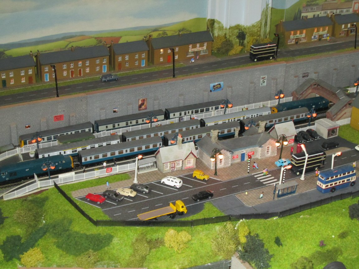 british model railway