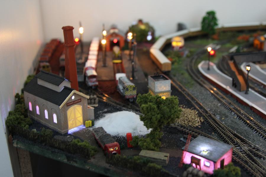 model train n scale