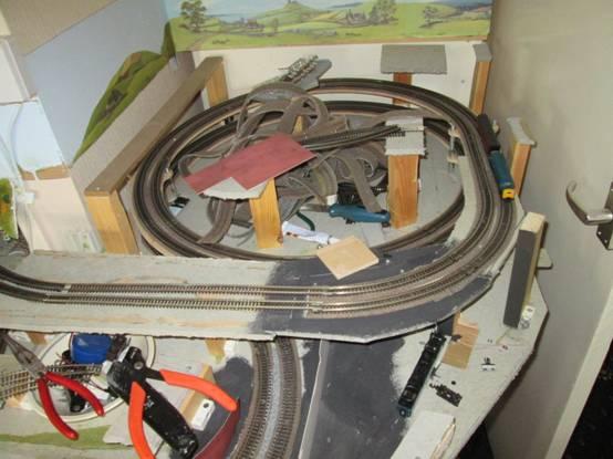 1 railroad helix