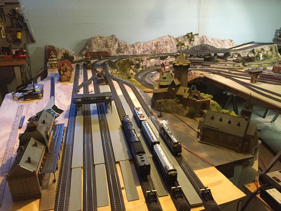 3.Station pre mount
