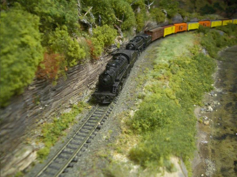 6 cargo train