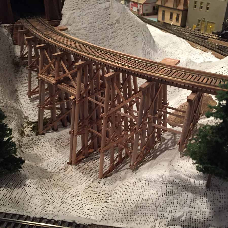 Badwater Trestle Water test BEFORE