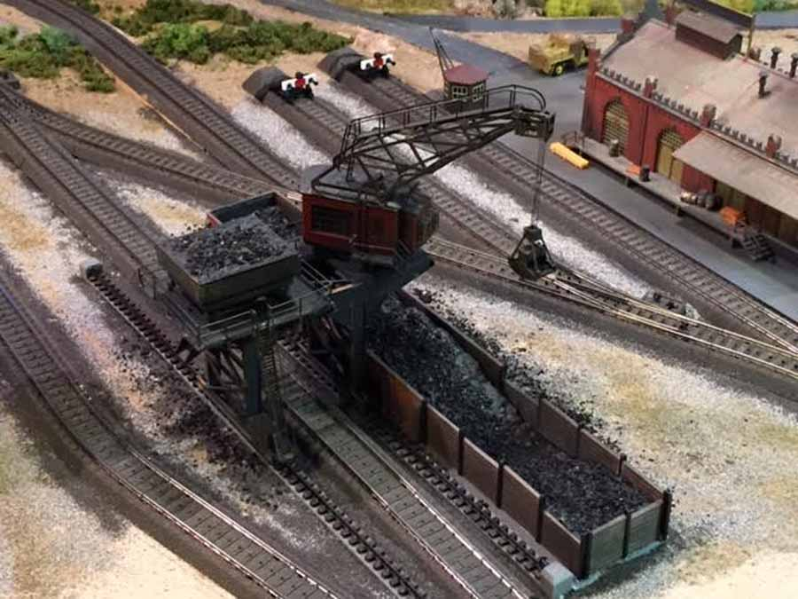 Coaling station