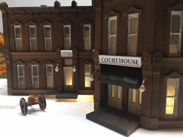 Wayne's Trains 2015 COURT HOUSE