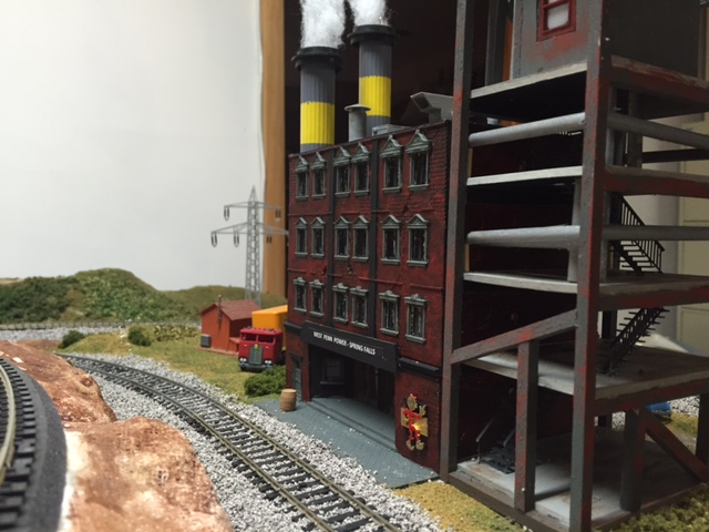 Wayne's Trains 2015 POWER PLANT
