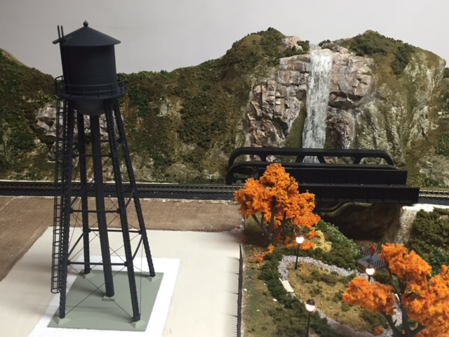Wayne's Trains 2015 WATER TOWER