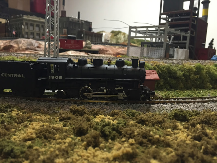 Wayne's Trains 2016 Coal Train with Sub-Station