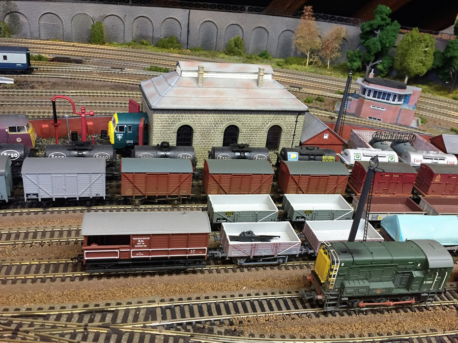 engine shed 3