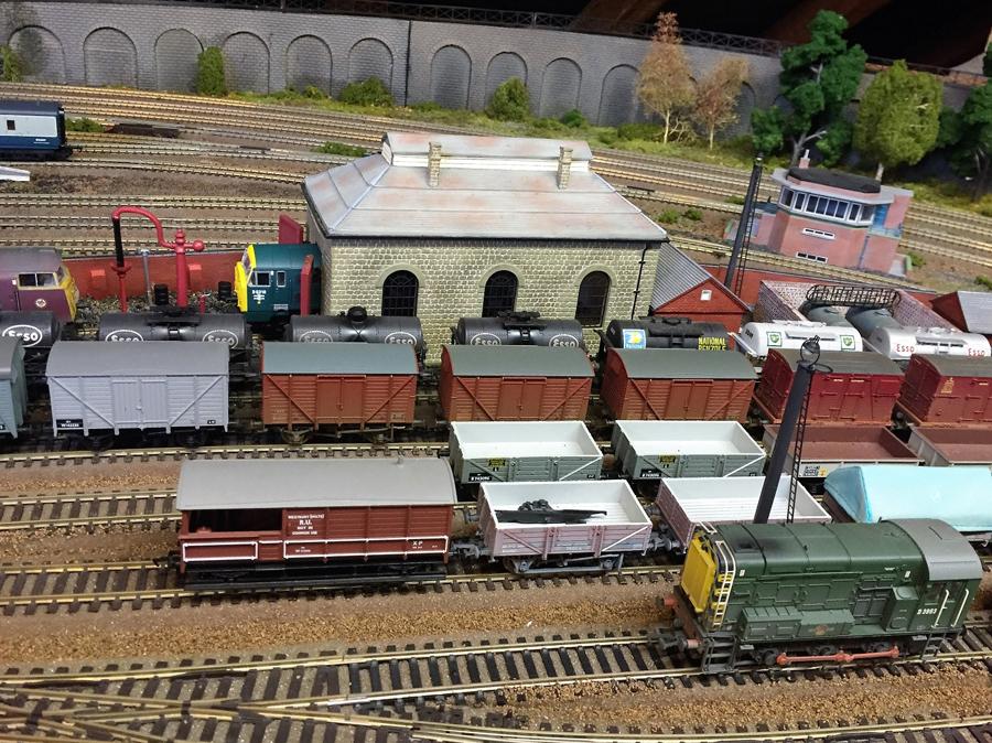 engine shed 3