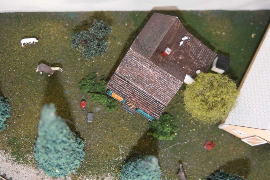 model train farm 5