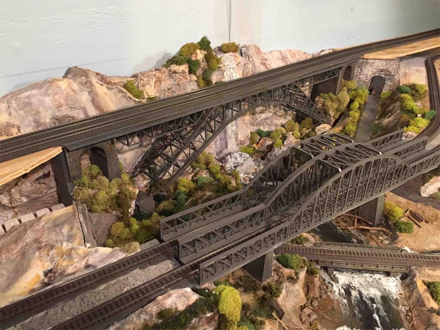 railroad bridge 19