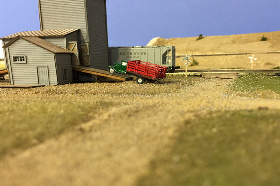2 farm scenery for layout