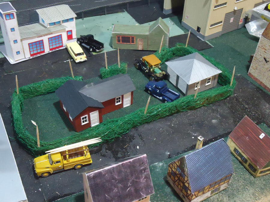 More model railroad hints, tips and videos - Model railroad layouts