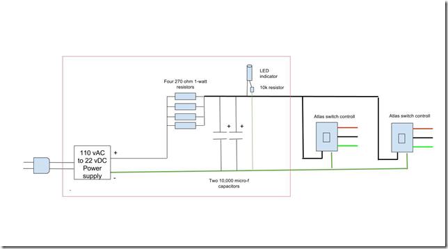 another electronics post from dean model railroad layouts rh modelrailwaylayoutsplans com VW Atlas Fuse Diagram 2018 Volkswagen Atlas Fuse Diagram