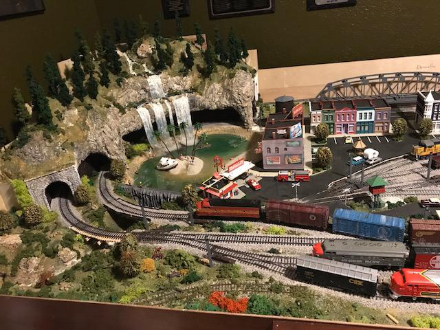 Cal S 4 X 8 Railroad Track Plan Model Railroad Layouts