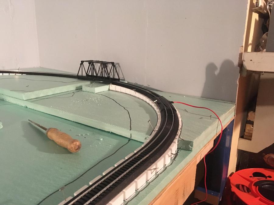 4x8 peco track