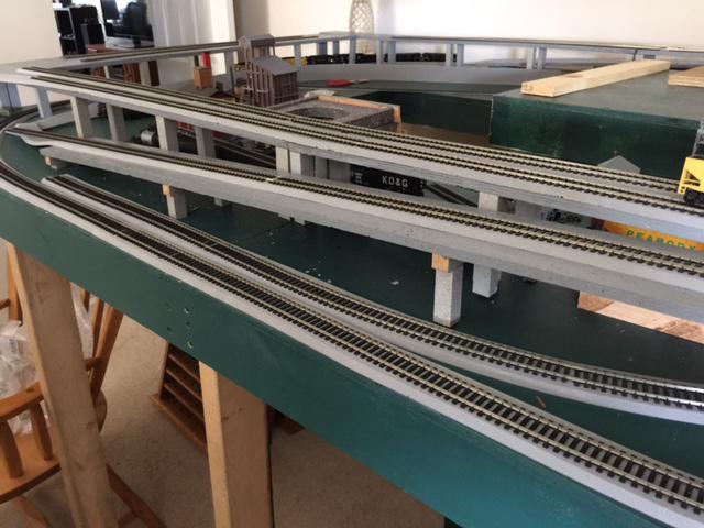 O gauge track