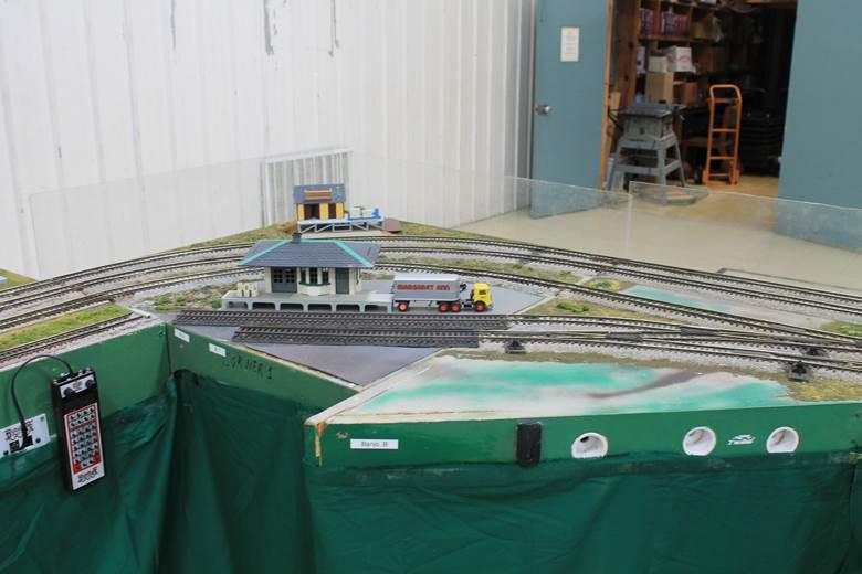 S gauge station