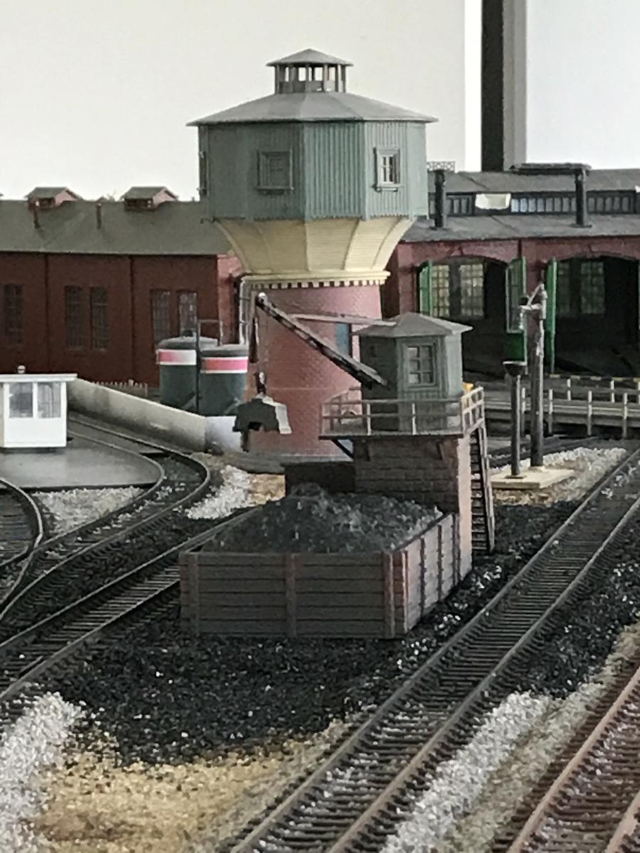 HO coal crane