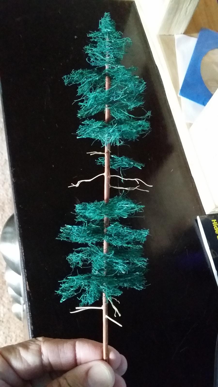 n scael tree