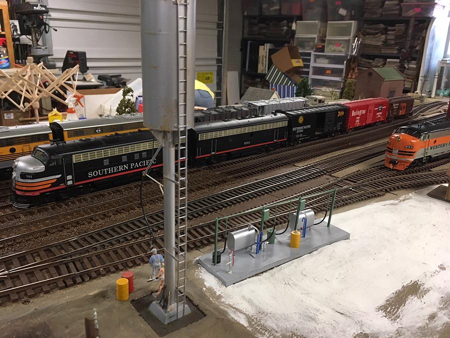 O scale 2 rail