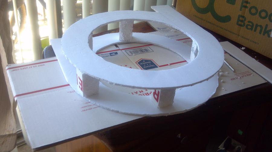 Ho Elipse helix prototype