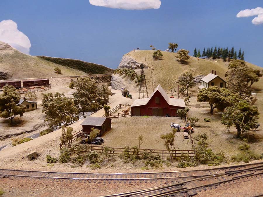 n scale ranch