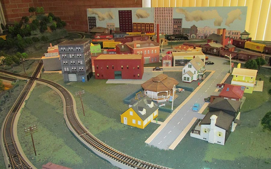 HO scale road freight