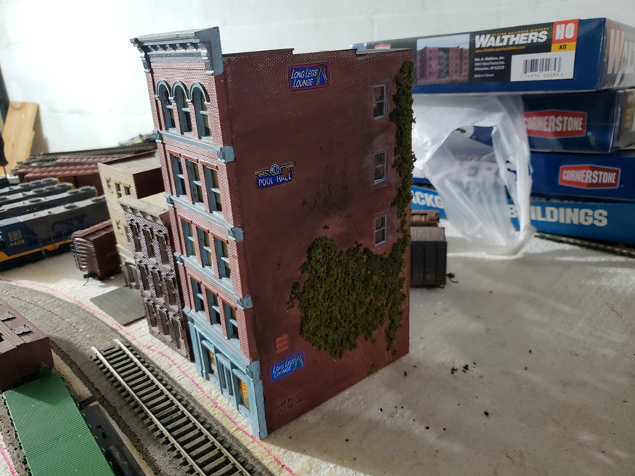HO scale factory