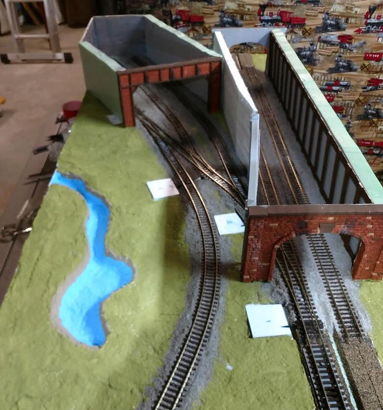 N Scale Logging Track Plans – Jerusalem House