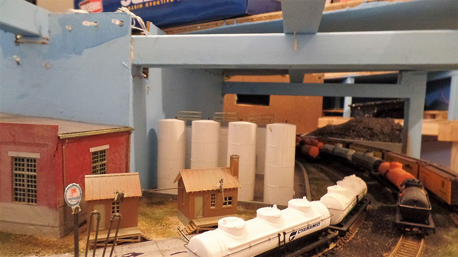 HO scale freight