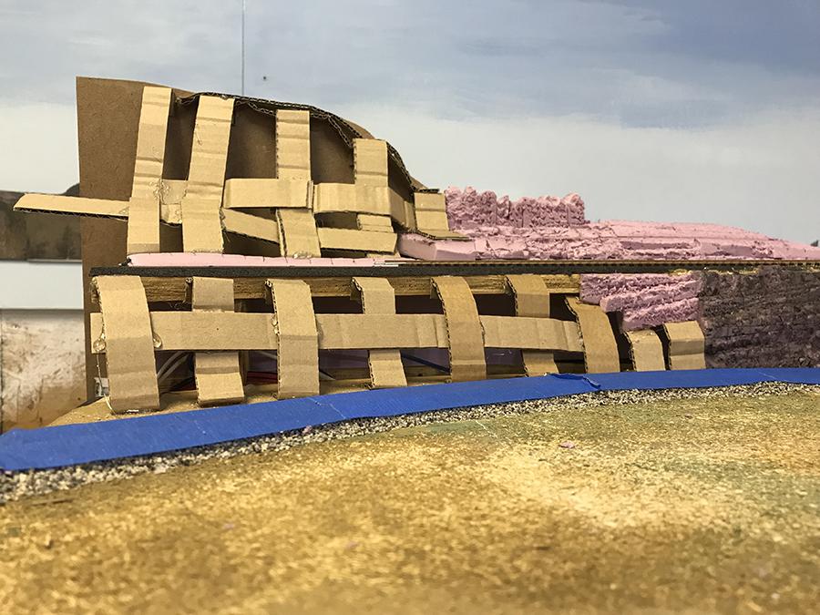 Model railroad layout plans