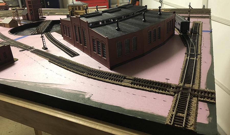 modular train layout