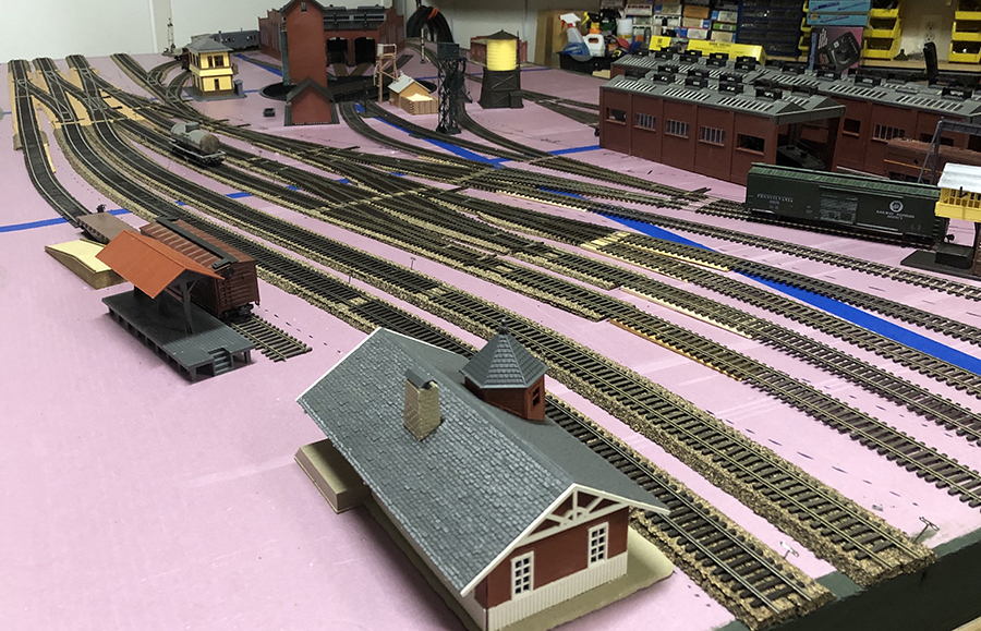 modular railroad