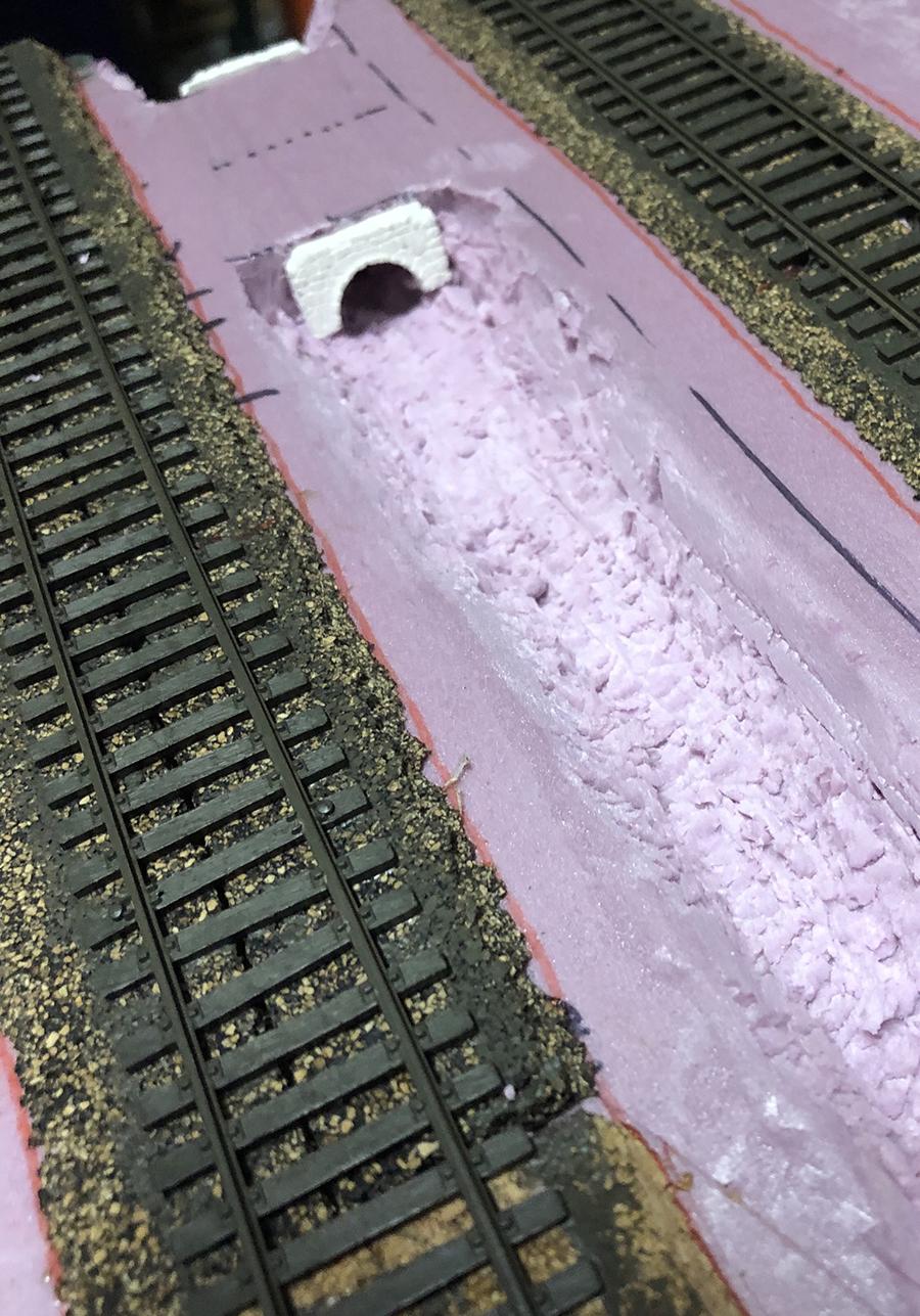 track ballast