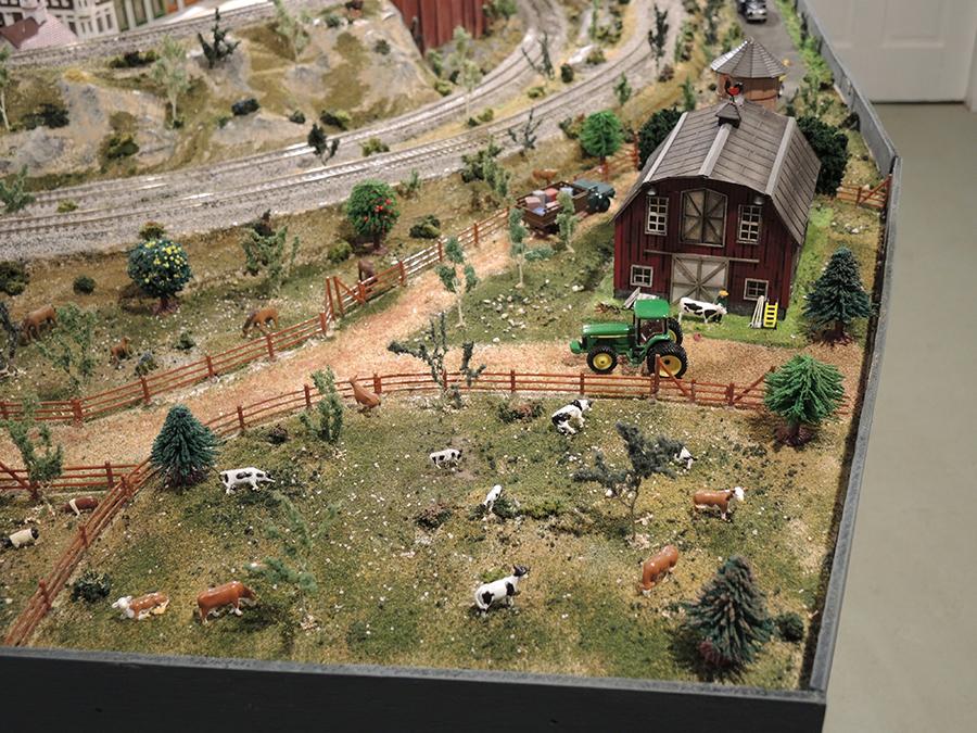 HO farm